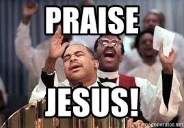 Praise Jesus Meme - praise jesus black preacher meme meme generator