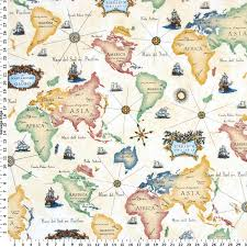africa map fabric world map fabric aol image search results