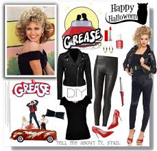 Sandy Grease Halloween Costume 20 50s Halloween Costumes Ideas Grease