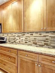 kitchen tile backsplash orange backsplash tile brown mix kitchen tile orange subway tile