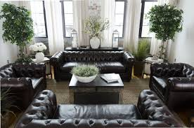Leather Chesterfield Sofa by Darby Home Co Fiske Leather Chesterfield Sofa U0026 Reviews Wayfair