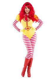 Halloween Clown Costumes by Hamburger Clown Costume