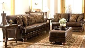 brown leather living room sets leather living room sets for sale living room black leather living