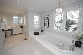 bathroom recessed lighting in simple traditional bathroom design