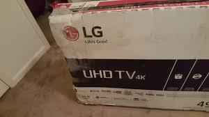 The Replacement Best Buy Sent Me A Broken Tv This Is The Replacement They Sent Me