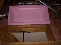 attic door insulation cover