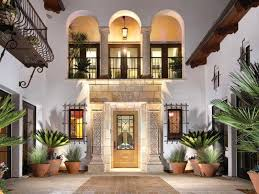 spanish courtyard designs pin by rinieri francois on maison en pierre pinterest spanish