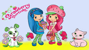 strawberry shortcake for kids coloring pages and book youtube