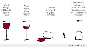 Red Wine Meme - wine quotes by ben meme center