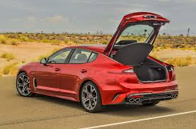 porsche stinger can a 2018 kia stinger gt be quicker than a porsche panamera get