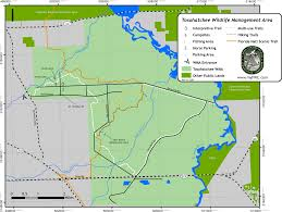 Florida Trail Map by Chasing The Northern Crested Caracara Drew U0027s Journal