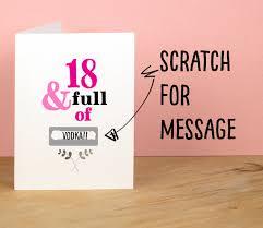 funny 18th birthday cards