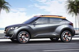 new nissan concept nissan showcases new crossover for brazil with kicks concept autocar