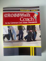 amazon com crosswalk coach for the common core state standards