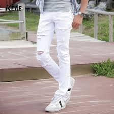 Skinny Jeans With Holes Discount Super Skinny Jeans For Men 2017 White Super Skinny