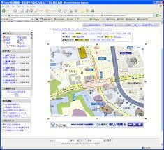 Yahoo Maps Com Google Maps Japan