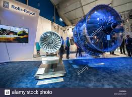 rolls royce engine an exhibition by rolls royce jet engines at the farnborough