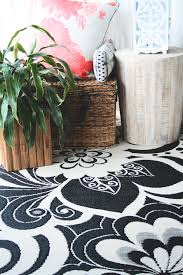 Outdoor Plastic Rug by Fab Habitat Recycled Plastic Rug Indoor Outdoor Rug Maui