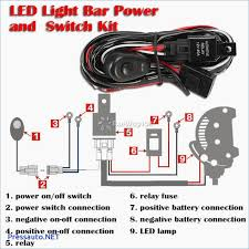 led light bar wiring diagram with switch wiring diagram simonand