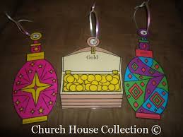 church house collection three wise gold frankincense