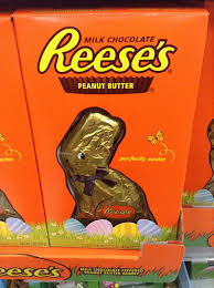 reese s easter bunny reese s peanut butter cup reese s peanut butter cup easter flickr