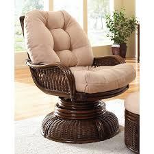 furniture single leg wicker rattan chair design with exotic dark