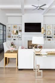 White On White Furniture Laura U Interior Design Houston Texas Aspen Colorado