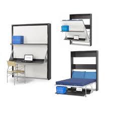 bureau escamotable le lit bureau escamotable 160x200 ryra 3l choi achat vente lit