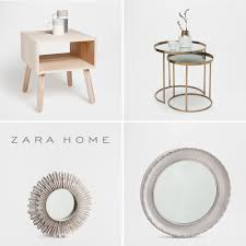 Zara Home Side Table 30 Things To Buy From Zara Home Viskas Apie Interjerą