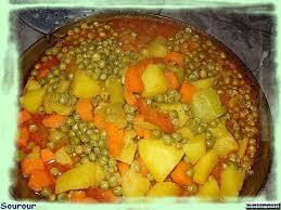 recette de cuisine sans viande ratatouille de légumes vitaminés sans viande paperblog