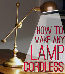 Making Wooden Table Lamps by Best 25 Cordless Lamps Ideas On Pinterest Master Bedroom Wood