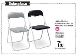 chaise pliante carrefour carrefour chaise pliante carrefour promotion chaise pliante ou