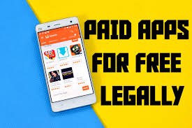 free paid apps android how to get paid apps for free legally 2017