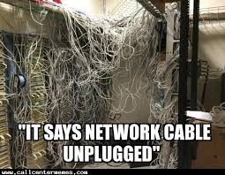 Cable Meme - 10 silly data center memes