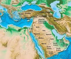 middle east map medina new world order middle east map timekeeperwatches