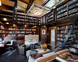 Living Room Design Library Creating A Home Library Design Will Ensure Relaxing Space