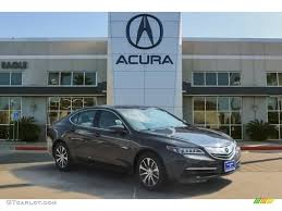 Acura Tlx Spec 2017 Modern Steel Metallic Acura Tlx Sedan 119847116 Gtcarlot