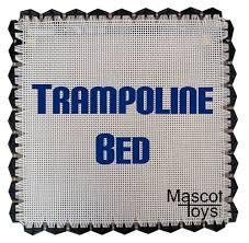 high performance mini trampoline bed