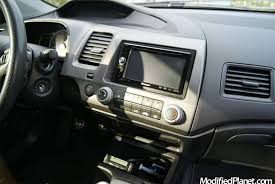 2007 honda civic si coupe kits pioneer avic d3 installed in 2007 honda civic si coupe