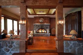 Interieur Maison Bois Bois Decoration Interieur Meilleures Images D U0027inspiration Pour