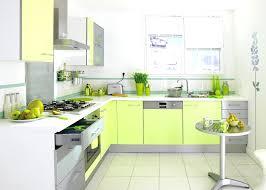 meuble cuisine vert cuisine vert anis 4 avec peinture et combinaisons de couleurs en