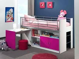 lit mezzanine avec bureau pour ado chambre fille avec lit mezzanine lit mezzanine avec bureau pour