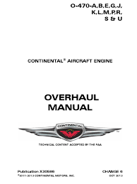 o 470 overhaul manual x30586 2013 10 15 internal combustion