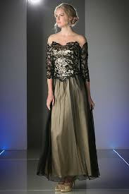 mother of bride long dress ft15015