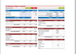 weekly budget planner templates memberpro co