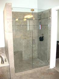 Sealing Shower Door Frame Frameless Shower Door Seal With Wipe For 3 8 Glass En 1 4 Vet