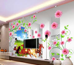 beautiful rose flower wallpaper online beautiful rose flower new custom 3d beautiful 3d horse flowers atmosphere tv wall mural 3d for tv backdrop