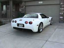 1999 corvette frc 1999 arctic white corvette frc part 3 3