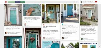 Choosing Front Door Color by She Builds Her Home How To Choose A Front Door Color