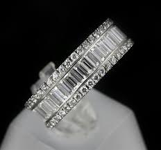 baguette ring best 25 baguette ring ideas on baguette diamond